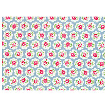 Buy Cath Kidston Provence Rose Fabric Placemat Online at johnlewis.com