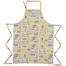 Buy Cath Kidston Kitchen Scene Apron Online at johnlewis.com