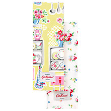Buy Cath Kidston Kitchen Scene Tea Towels, Set of 2 Online at johnlewis.com