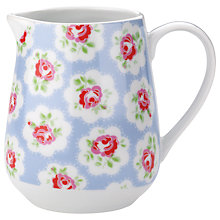 Buy Cath Kidston Provence Rose Milk Jug Online at johnlewis.com