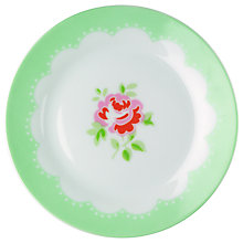 Buy Cath Kidston Provence Rose Dinner Plates, Set of 4 Online at johnlewis.com