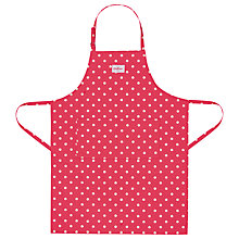 Buy Cath Kidston Spot Apron Online at johnlewis.com