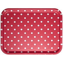 Buy Cath Kidston Spot Tray Online at johnlewis.com