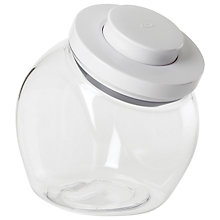 Buy OXO Good Grips POP Snack Container, Square, 1.9L Online at johnlewis.com