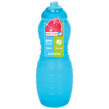 Buy Sistema Davina Sports Bottle, 700ml Online at johnlewis.com