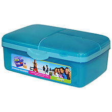 Buy Sistema Slimline Quaddie Lunch Box Online at johnlewis.com