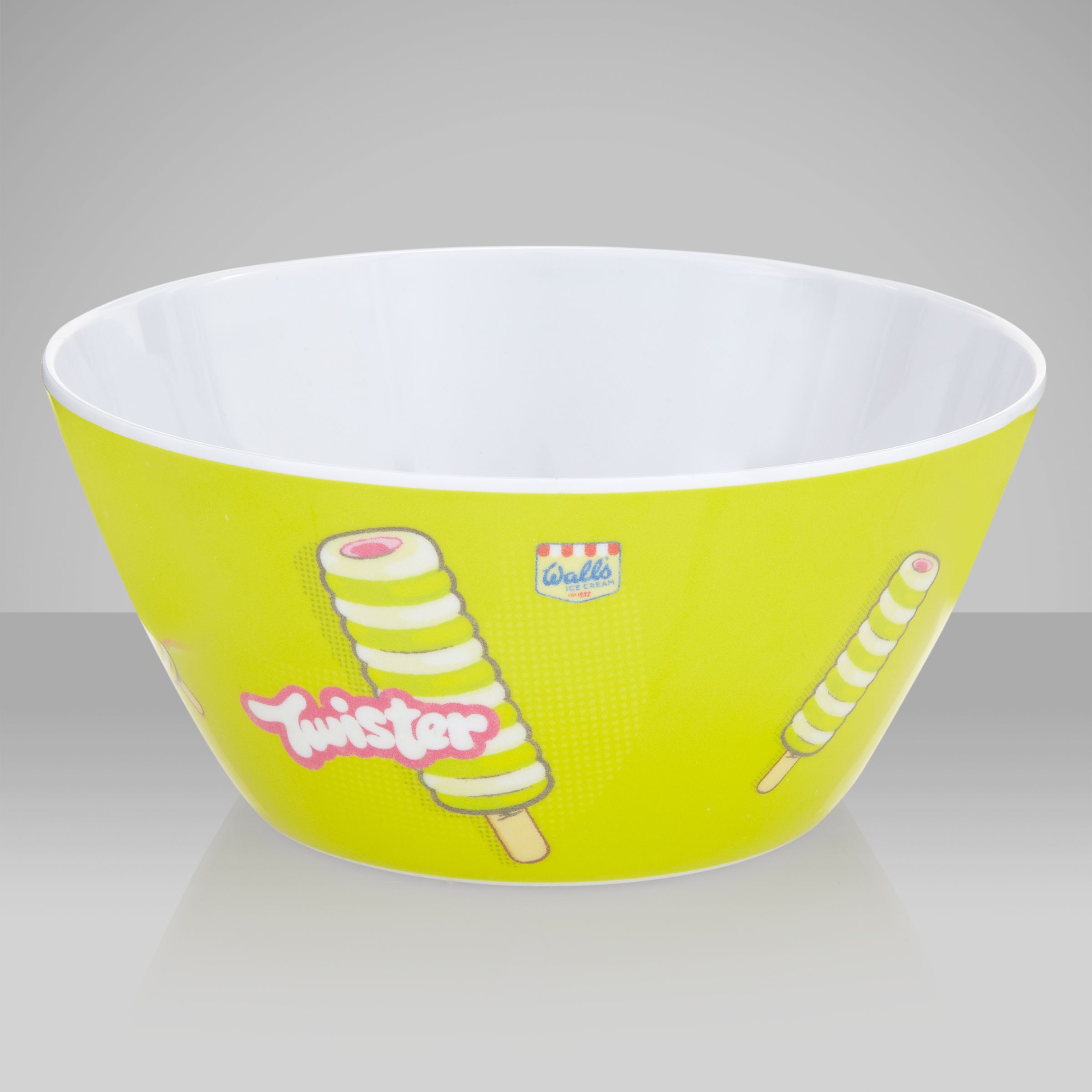 Wall's Twister Bowl
