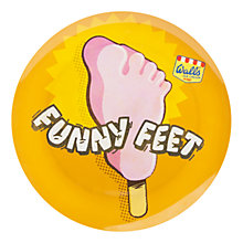 Buy Wall's Funny Feet Plate Online at johnlewis.com