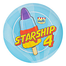 Buy Wall's Starship Plate Online at johnlewis.com