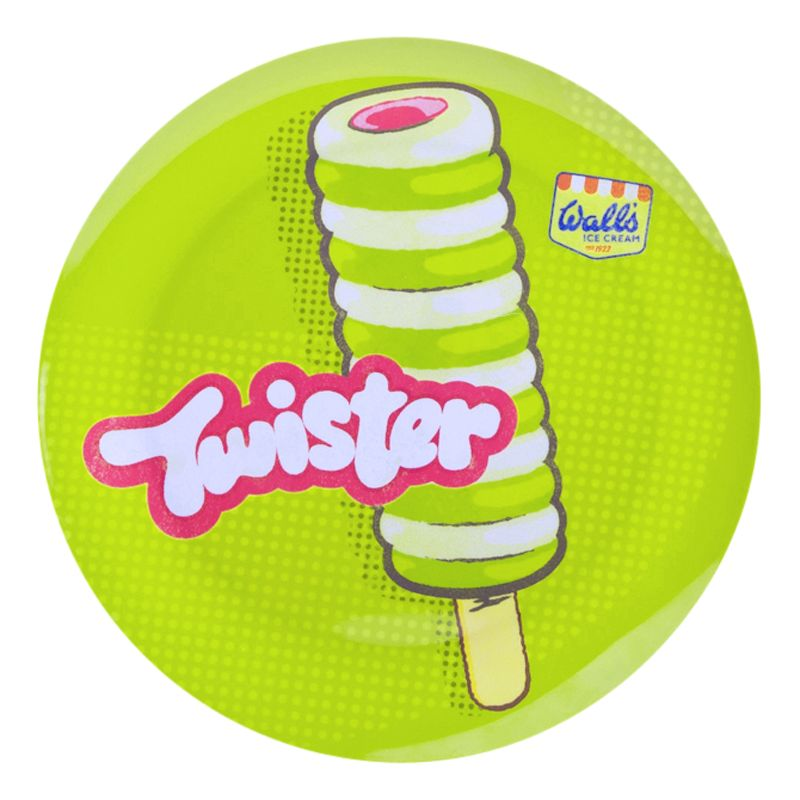 Wall's Twister Plate