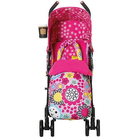 Buy Cosatto Supa Pushchair, Boom Bloom Online at johnlewis.com