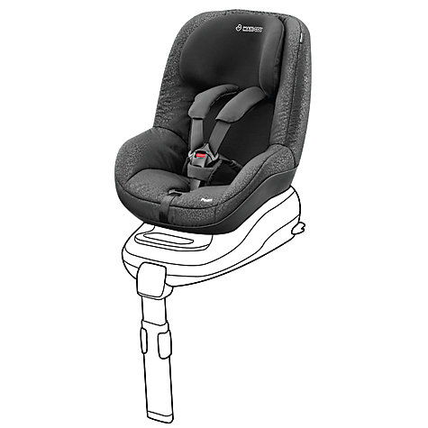 Buy Maxi-Cosi Pearl Car Seat, Modern Black Online at johnlewis.com