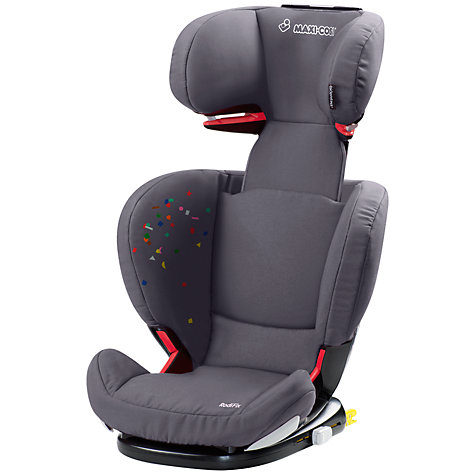 Buy Maxi-Cosi RodiFix Car Seat, Confetti Online at johnlewis.com