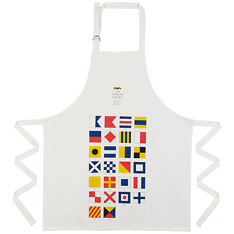 Buy Nick Munro RNLI The Signs of the Sea Flag Range Online at johnlewis.com