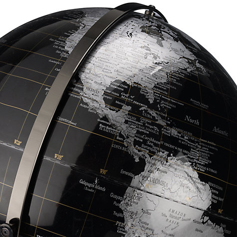 "Buy John Lewis Globe, Black, 17"" Online at johnlewis.com"