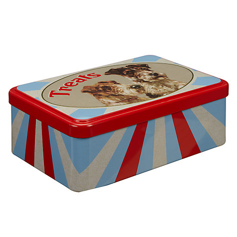 Buy Cath Kidston Dog Treats Tin Online at johnlewis.com