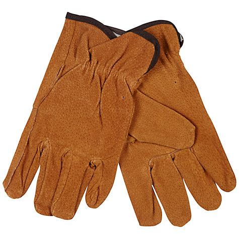 Buy Garden Suede Gloves Online at johnlewis.com