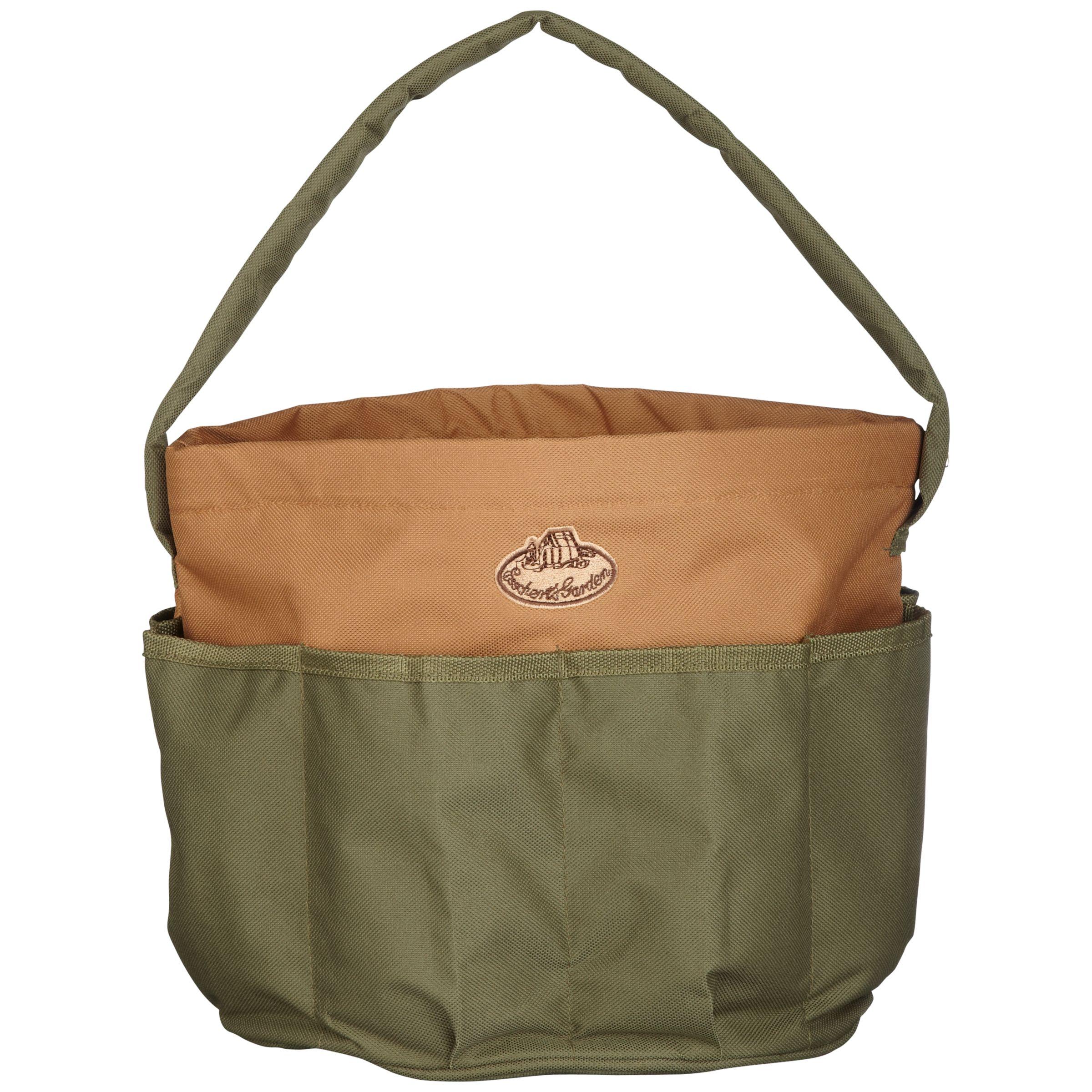 Round Garden Tool Bag