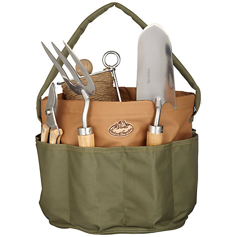 Buy Round Garden Tool Bag Online at johnlewis.com