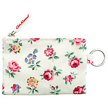 Buy Cath Kidston Linen Sprig Pocket Purse Online at johnlewis.com