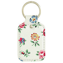 Buy Cath Kidston Linen Spring Key Fob Online at johnlewis.com