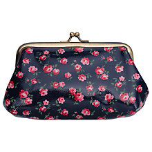 Buy Cath Kidston Little Rose Clasp Purse Online at johnlewis.com
