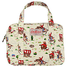 Buy Cath Kidston Mini Cowboy Zip Bag Online at johnlewis.com