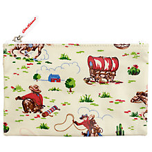Buy Cath Kidston Mini Cowboy Zip Purse Online at johnlewis.com