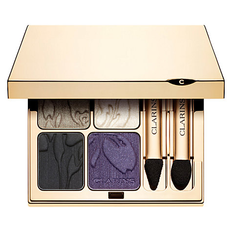Buy Clarins Eye Quartet Mineral Palette, 10 Iris Online at johnlewis.com