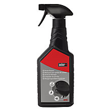 Buy Weber Barbecue Grate Cleaner, 500ml Online at johnlewis.com