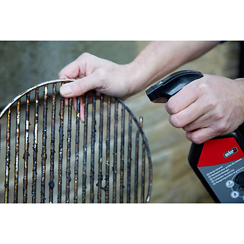 Buy Weber® BBQ Grate Cleaner, 500ml Online at johnlewis.com