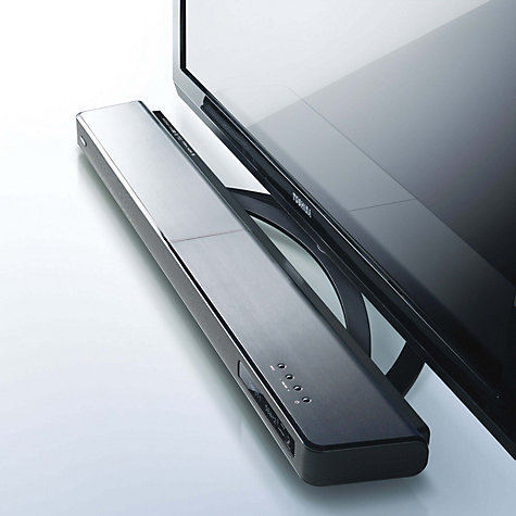 Buy Yamaha YSP-2200 7.1 Sound Bar with Subwoofer, Black Online at johnlewis.com