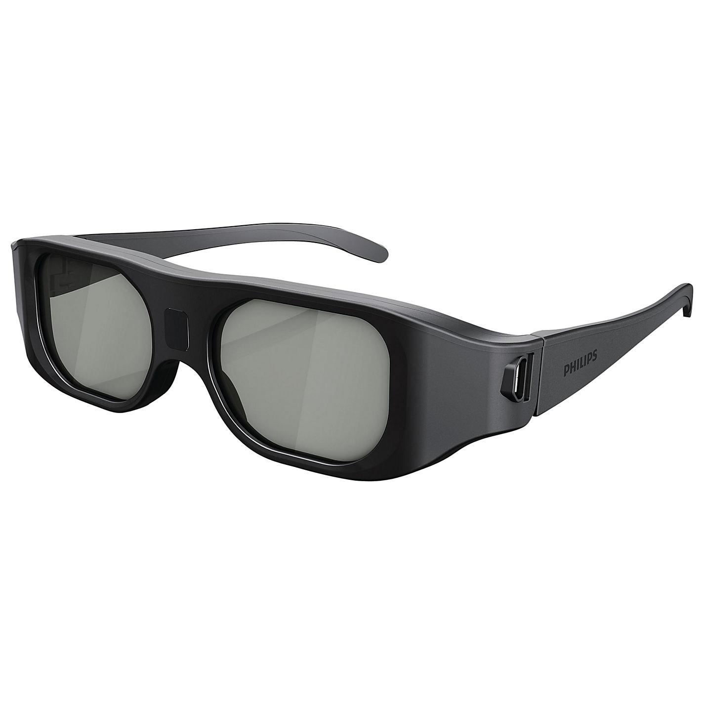 Активные 3d очки philips 7 фотография