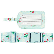 Buy Cath Kidston Strawberry Tag And Strap Online at johnlewis.com