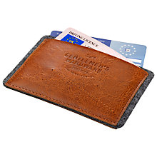 Buy Gentleman's Hardware Card Holder Online at johnlewis.com