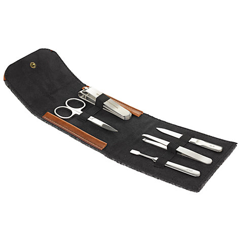 Buy Gentlemen's Hardware Manicure Set Online at johnlewis.com