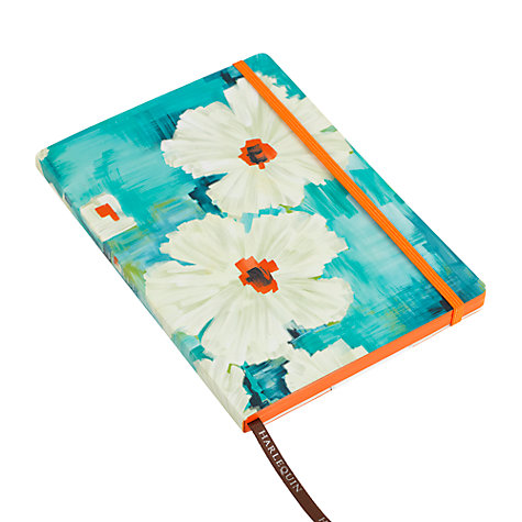 Buy Harlequin Flower A5 Notebook Online at johnlewis.com