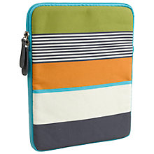 Buy Harlequin Stripe Tablet Case Online at johnlewis.com