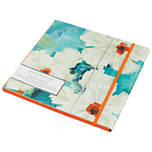 Buy Harlequin Photo Journal, Teal Online at johnlewis.com