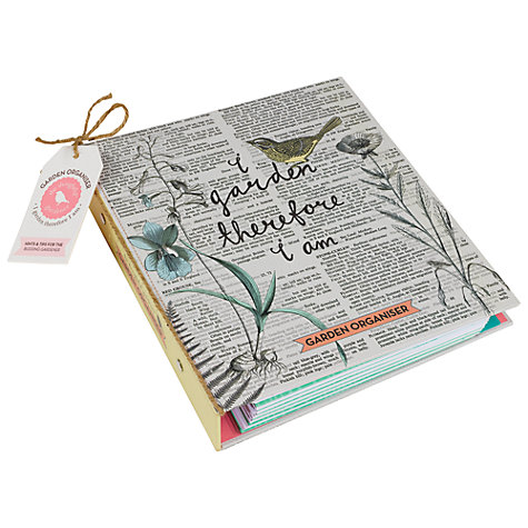 Buy Thoughtful Gardener Gardening Journal Online at johnlewis.com