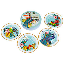 Buy Wanderlust Boxed Plates, Set of 4 Online at johnlewis.com