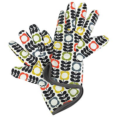 Orla Kiely Petal Garden Gloves