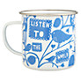 Buy Rob Ryan Enamel Mug Online at johnlewis.com