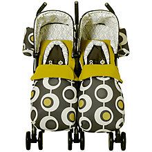 Buy Cosatto Supa Dupa Twin Pushchair, Boggles Online at johnlewis.com