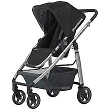 Buy Uppababy Cruz Pushchair, Jake Black Online at johnlewis.com
