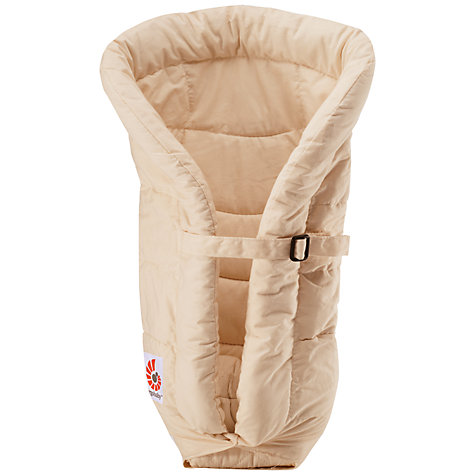 Buy Ergobaby Bundle of Joy Baby Carrier, Black/Camel Online at johnlewis.com