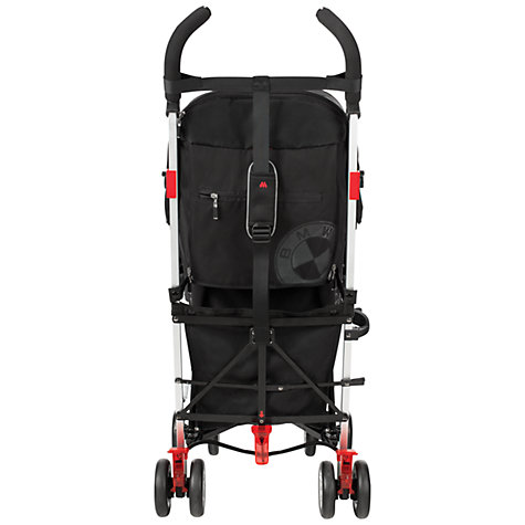 Buy Maclaren BMW Buggy, Black Online at johnlewis.com