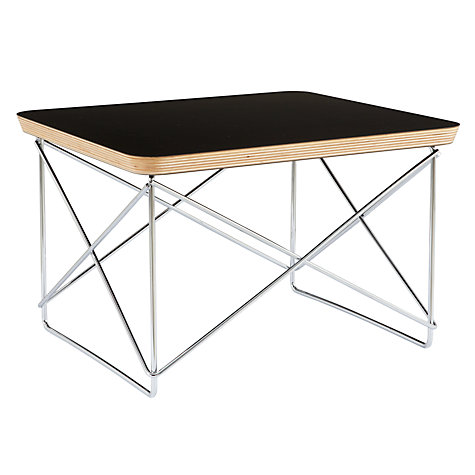 Buy vitra eames ltr occasional side table john lewis - Eames occasional table ...