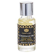 Buy madebyzen Signature Scent Casablanca Lily, 15ml Online at johnlewis.com
