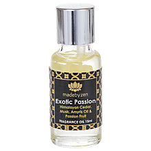 Buy madebyzen Signature Scent Exotic Passion, 15ml Online at johnlewis.com